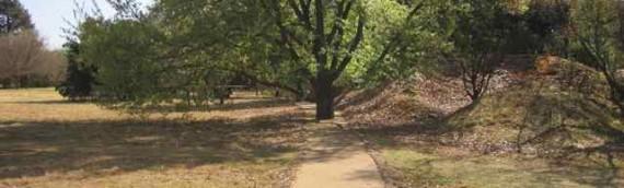 Private Estate Walking Path Construction