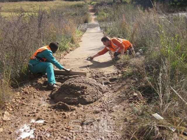 EBS Path Construction