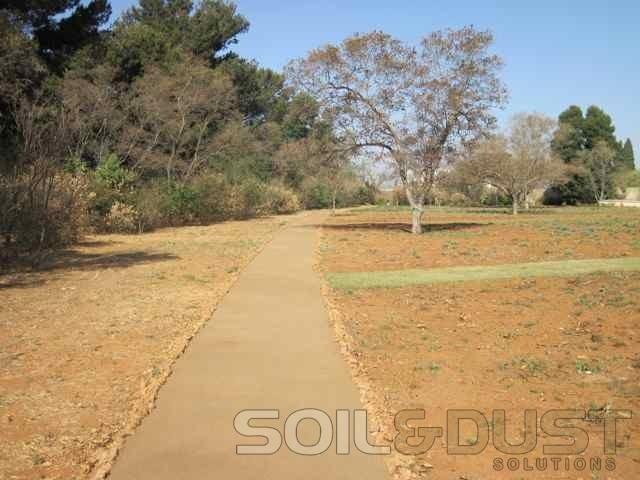 EBS Walking Path environmentally friendly