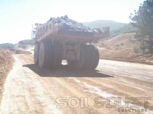 Fugitive Dust Abatement Technology