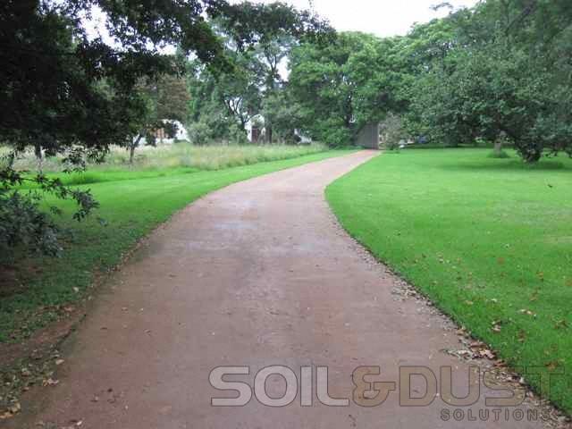 Private Estate EBS gravel road upgrade