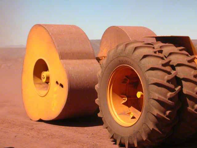 khumani iron ore mine paste disposal