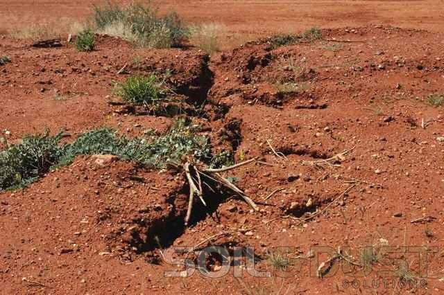 stockpile water erosion control