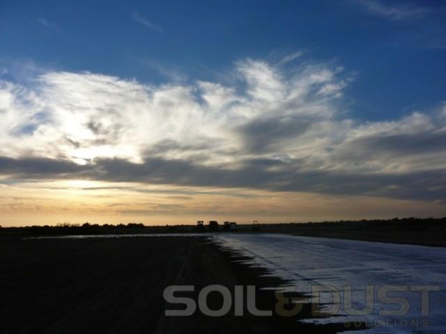 kalahari airstrip