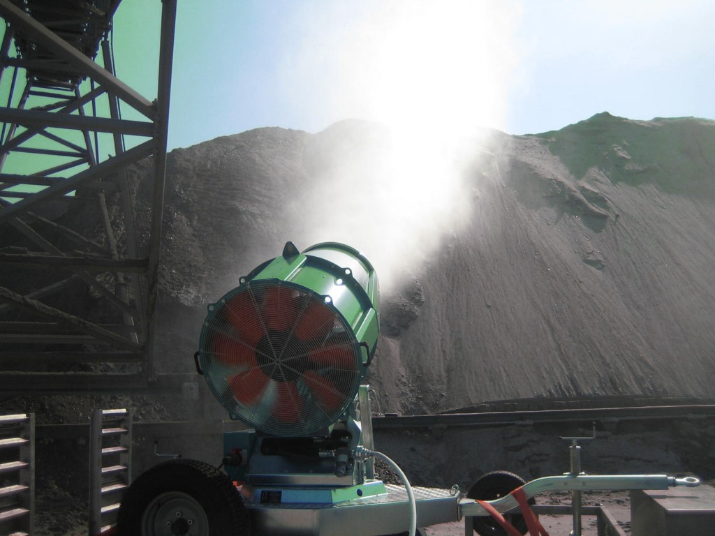Industrial Dust Machine