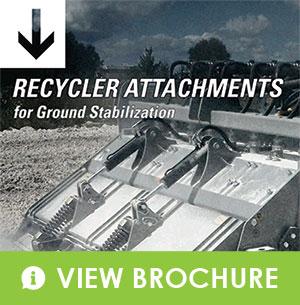 Road Recycler Machines brochure