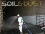 Underground Dust Control