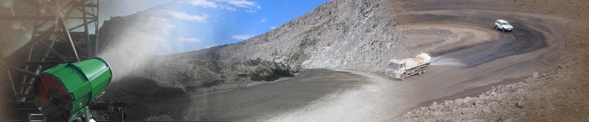mining dust control solutions