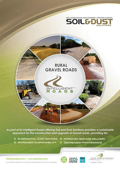 Gravel Roads Construction and upgrades brochure