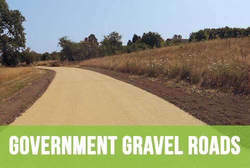 Government Gravel Roads