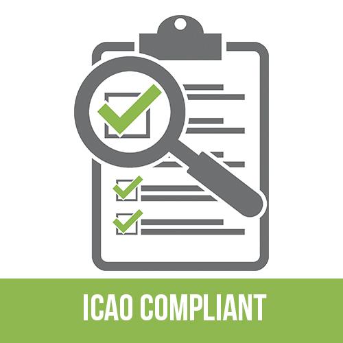 ICAO compliant